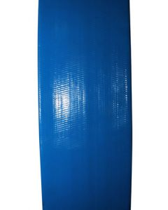 Blue Layflat Hose - 100mm x 100m Roll