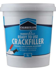 ChamberValue CFR1LCH Patch and Paint Filler Ready Mix 1l