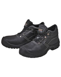 DOT MERCURY SAFETY SHOE BLACK