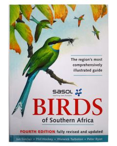 BIRDS OF THE SOUTHERN AFRICA 4TH EDITION
