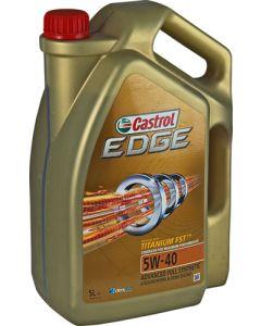 CASTROL 11333810 5W-40 EDGE ENGINE OIL 5L