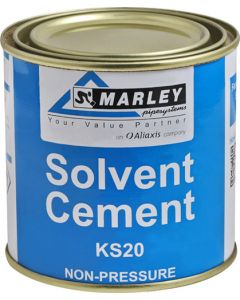 MARLEY PIPES KS20 NON-PRESSURE SOLVENT CEMENT 500ML