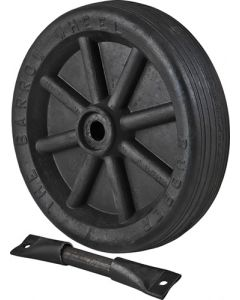 IKHAYA WBW002 HEAVY DUTY WHEELBARROW WHEEL & AXLE