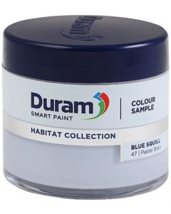 DURAM HABITAT COLLECTION SMART PAINT 90ML (BLUE SQUILL)