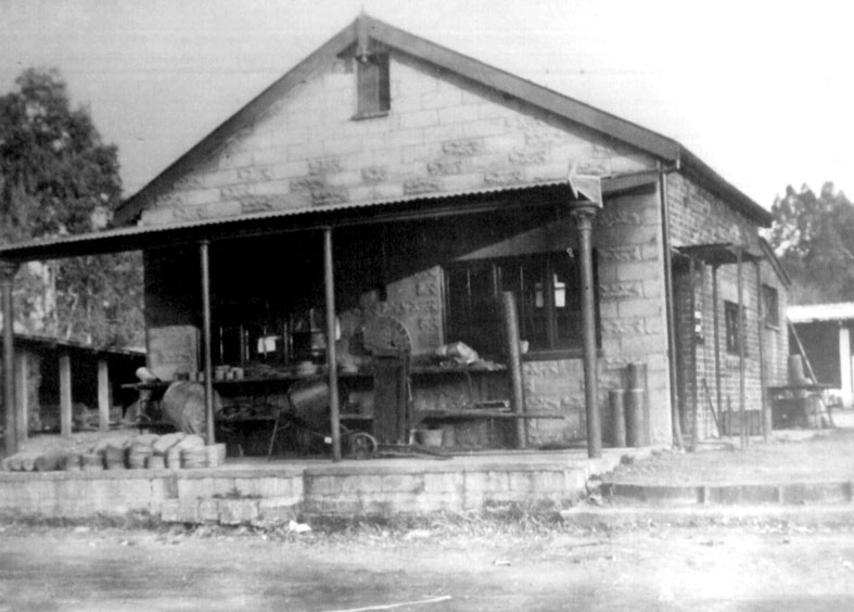 the first Chamberlains store